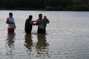 Водно кръщение 2014