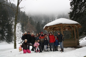 Winter Holiday in France 2015